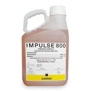 Fungicida emulsionante agrícola