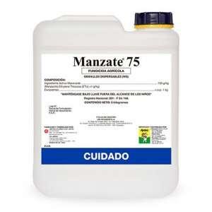 fungicida a base de mancozeb