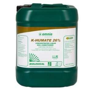 Fertilizante con Ácidos Húmicos