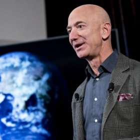 Jeff Bezos: Anyone who denies reality of climate change is 'not being reasonable'