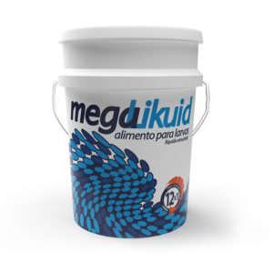 Alimento Liquido para Larvas y Postlarvas