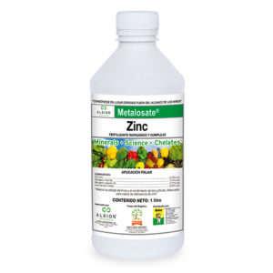 Corrector de Carencias a Base de Zinc